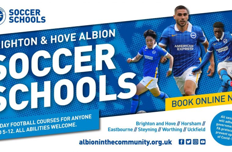 Brighton & Hove Albion FC on Bournefree website