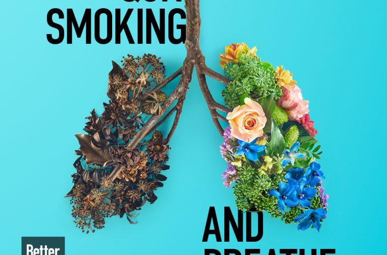 Quit smoking this Stoptober on Bounrefree website