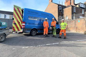 Hailsham Roadways on Bournefree website