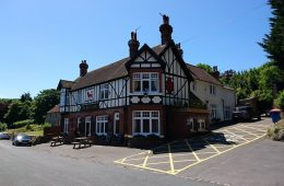 on Bournefree website Eastbourne pub offering NHS staff 25 per cent discount during January