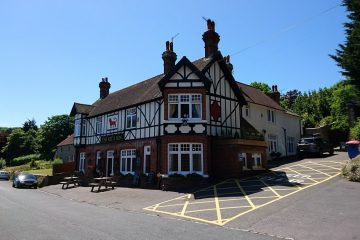 The Red Lion Willingdon on Bournefree website