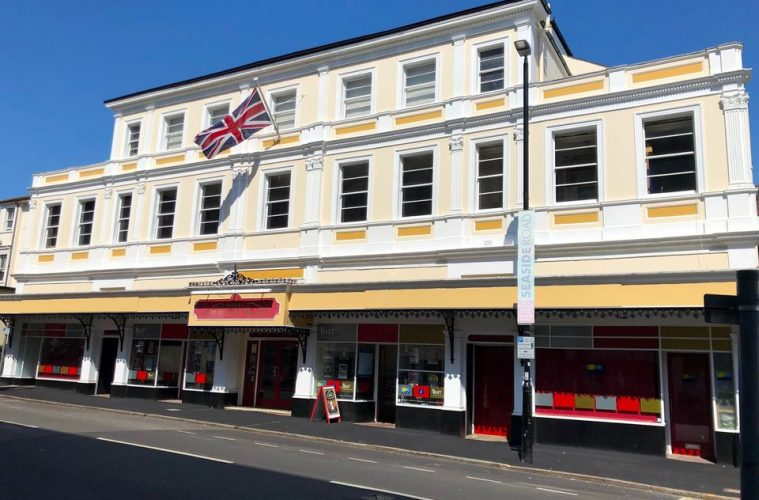 Eastbourne's Hippodrome Theatre and Towner Art Gallery receive new government funding on Bournefree website