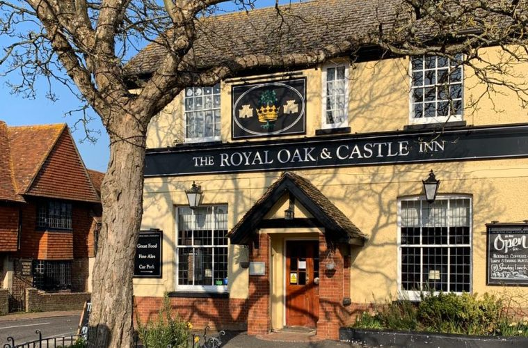 The Royal Oak & Castle Inn: The Royal Oak & Castle Inn in Pevensey High Street is staging a night at the movies on July 15. on Eastbourne Bournefree website