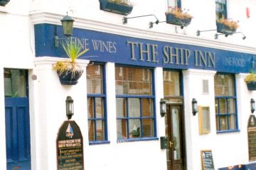 The Ship Inn on Bournefree website