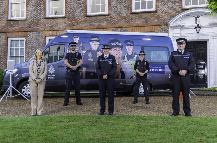 Van to raise awareness of knife crime dangers launches on Bournefree website
