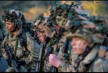 Sussex Army Cadets join REBOOT on Bournefree website