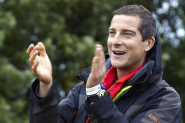 Chief Scout Bear Grylls s on Bournefree website