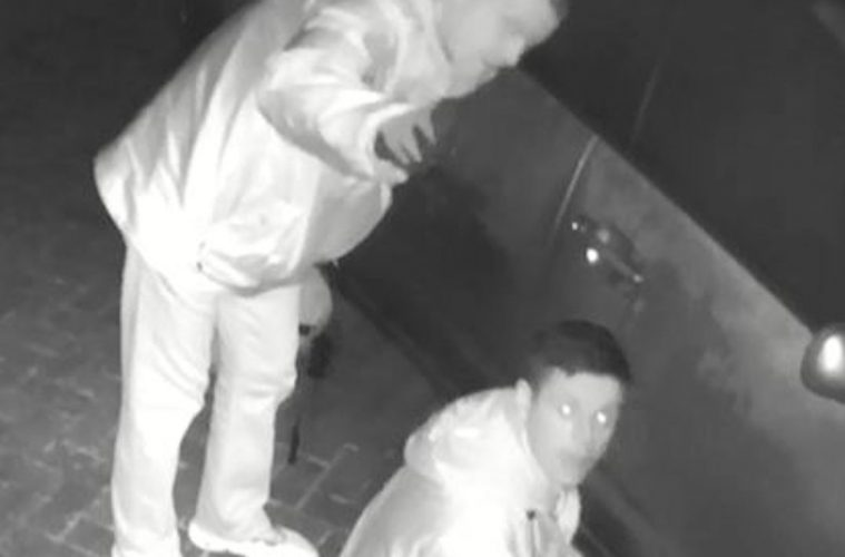 Eastbourne catalytic converter theft: CCTV image released on Bournefree website