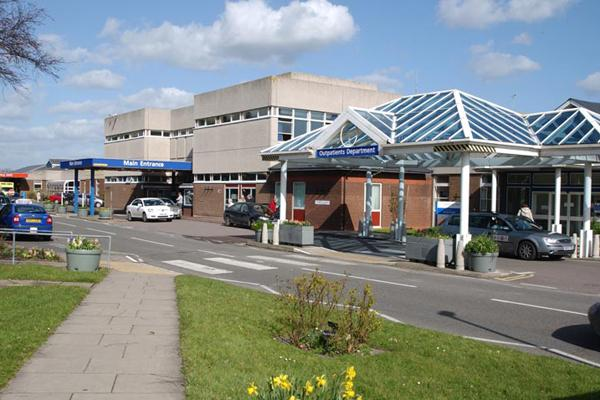 Weekend Covid death at hospital Trust which runs the DGH on Bournefree website
