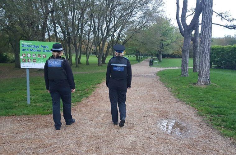 Gildredge Park on Bournefree website