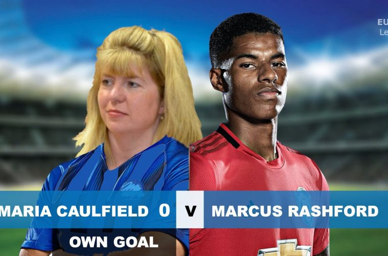 grudge match with Marcus Rashford on Bournefree website