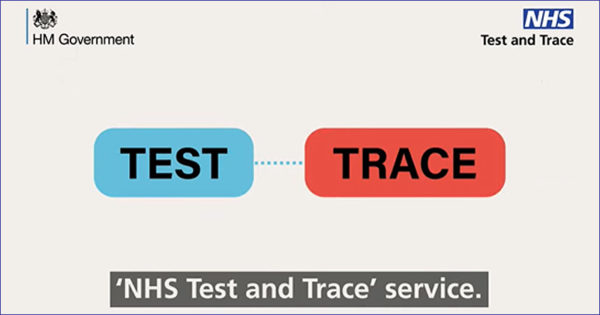 NHS Test and Trace are opening a Test Site in Eastbourne on Bournefree website