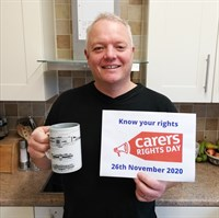 Learn about carers' rights at online coffee morning with Eastbourne's Mayor on Bournefree website