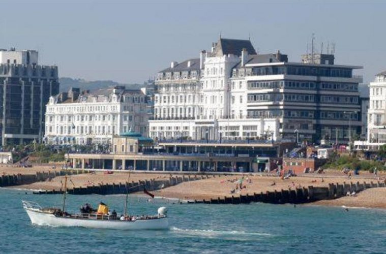 New figures: Eastbourne's Covid rate shoots up again on Bournefree website