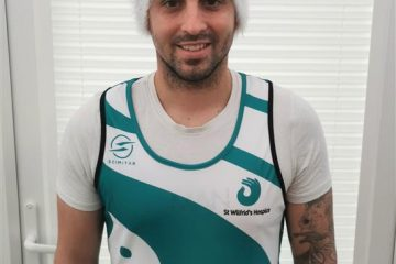 Danny's Advent Challenge - 10k A Day For Christmas in Hailsham, on the Eastbourne Bournefree website