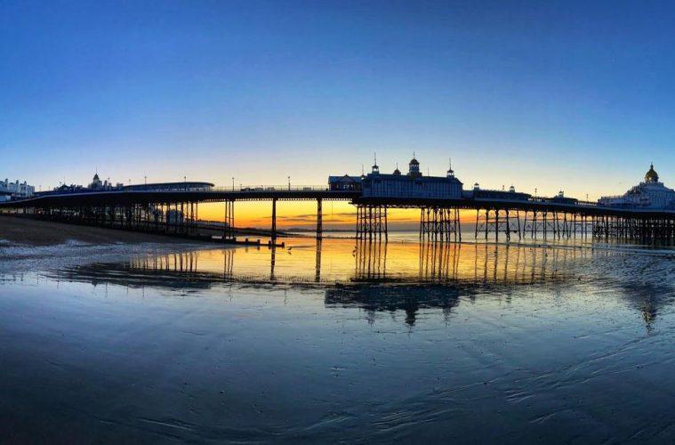 Eastbourne named in top 50 'best UK towns for seaside properties' on Eastbourne Bournefree website