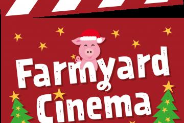 Four days until Sharnfold Farm's amazing Farmyard Cinema begins on Bournefree website