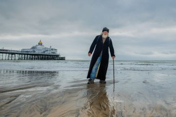 Meet Gary, one of the 130 homeless people sent to Eastbourne from Brighton on Bournefree website