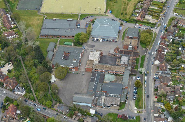 Hailsham Community College set for huge expansion on Eastbourne Bournefree website