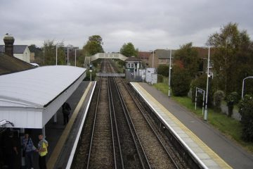 Hampden Park railway station on Bournefree website