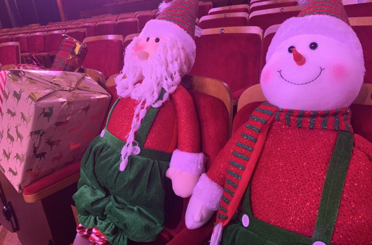 December Movies Launched at Congress Movie Theatre on Eastbourne Bournefree website