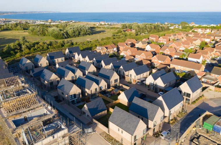 Macauley Place, Sovereign Harbour, Eastboune – Great progress being made on new homes on Bournefree website