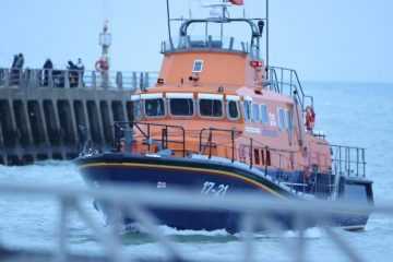 Weekend sea tragedy: Lifeboat crews describe rescue of man amid search at Newhaven off Bournefree website Eastbourne
