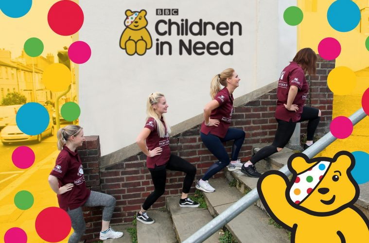THE Park Lane Group has donated £10,000 to Children in Need on Eastbourne Bournefree website