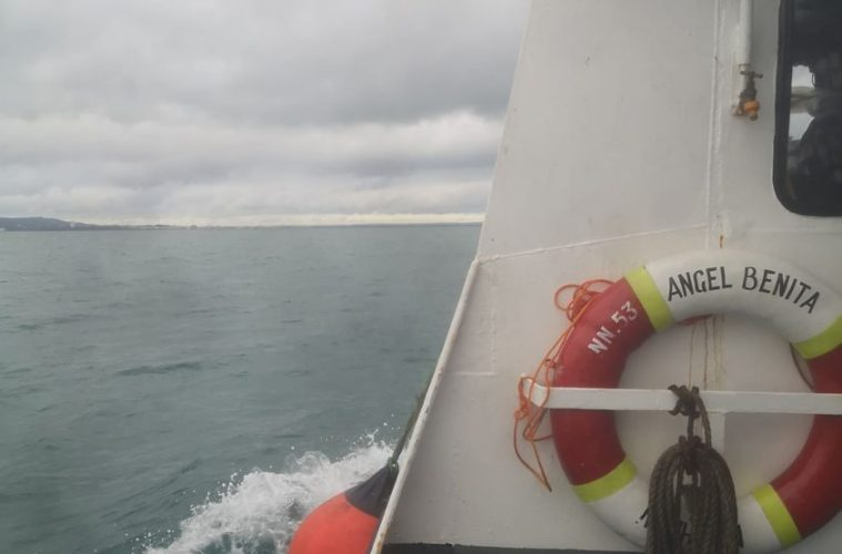 Eastbourne RNLI helps search for missing fishermen on Bournefree website