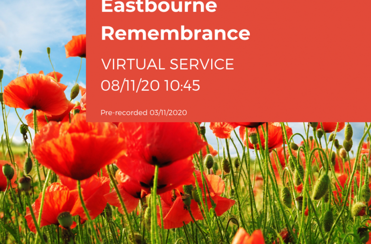 Remembrance Sunday on Bournefree website