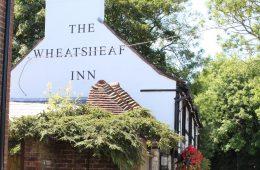 Wheatsheaf Inn on Bournnefree website: Eastbourne pub sells Harvey's Sussex Best for £1.50 a pint