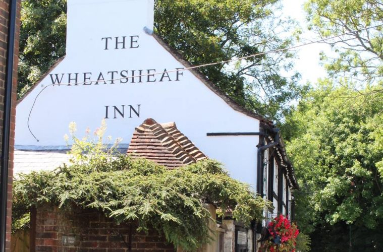Wheatsheaf Inn on Bournnefree website: Eastbourne pub sells Harvey's Sussex Best for £1.50 a pint