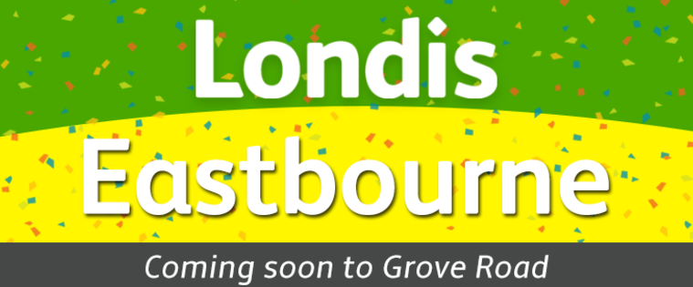 New convenience store Londis opens in Eastbourne's Grove Road on Bournefree website