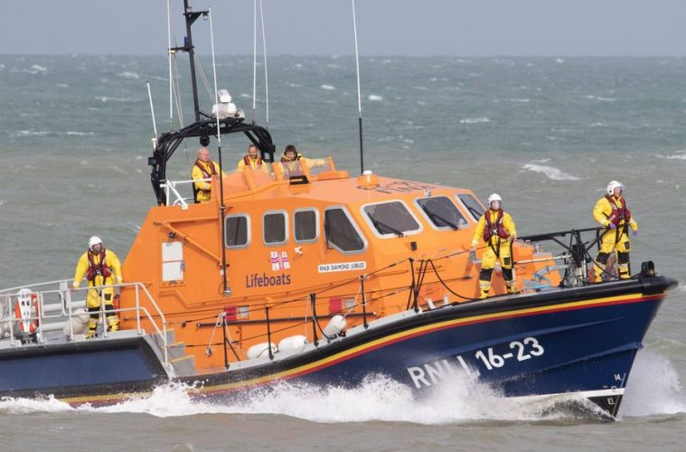How we can donate directly to the Newhaven or Eastbourne Lifeboat on Eastbourne Bournefree website