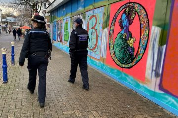 Police seize alcohol in crackdown on anti-social behaviour in Eastbourne on Eastbourne Bournefree magazine website