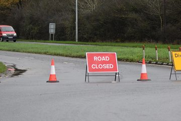 OIL SPILL CAUSES DELAYS ON A27 NEAR DRUSILLAS today on Eastbourne Bournefree website