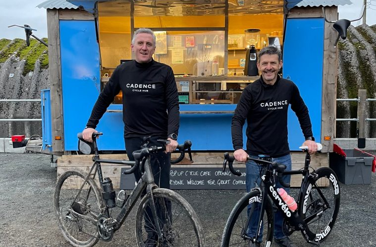 opening of Cadence Cycle Hub at Church Farm in Litlington, next to The Long Man Brewery in the Cuckmere Valley. on Eastbourne Bournefree website