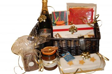 New range of Christmas Hampers available in Eastbourne on Bournefree website