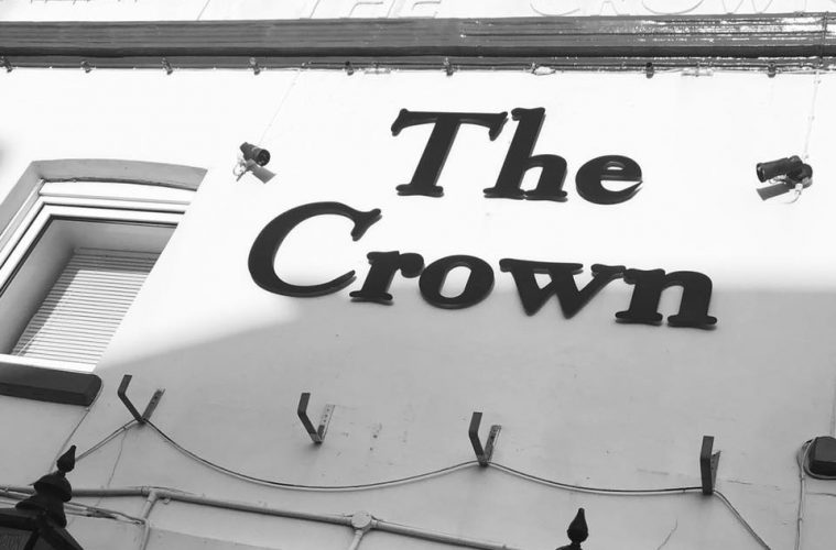 Eastbourne pub is offering 'substantial meals for £2' The Crown on Bournefree website
