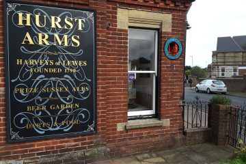 Closed pub: 'It does not look good for Eastbourne, the Hurst Arms on Eastbourne Bournefree website