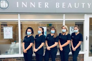 Inner Beauty Eastbourne opens new business in time for Christmas in Westham on Eastbourne Bournefree website