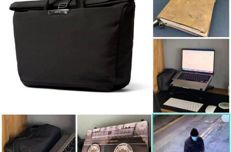 Man's appeal after bag with 'sentimental items' stolen on Eastbourne Bournefree website