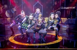SIX – THE MUSICAL is coming to Eastbourne's Congress Theatre on Eastbourne Bournefree website