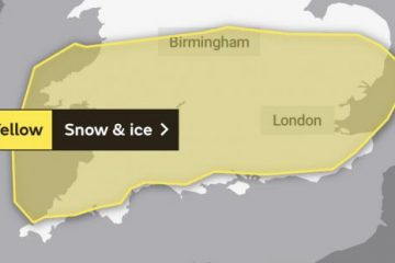 Will it snow in Eastbourne tomorrow? on Eastbourne Bournefree website