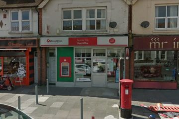 Seaside Post Office closes after positive Covid test on Eastbourne Bournefree website