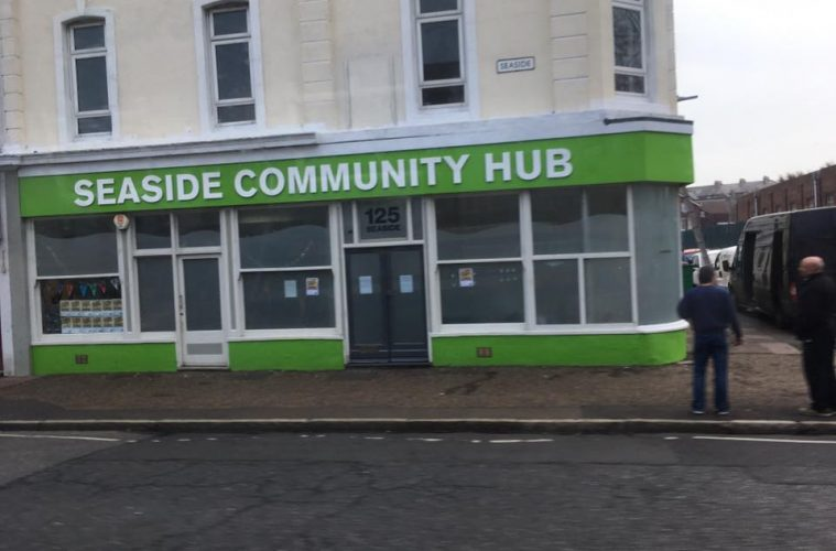 Seaside Community Hub secures support from Sport England for 2021 on Eastbourne Bournefree website