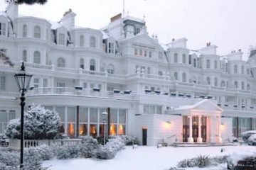 The Grand Eastbourne wins national award on Bournefree website