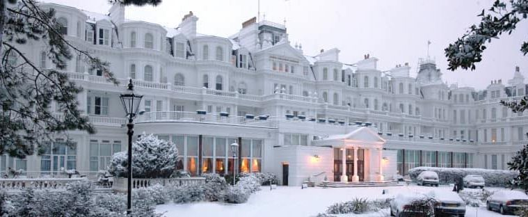The Grand Eastbourne wins national award on Bournefree website