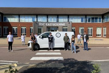College Cooking Helps the Homeless in Eastbourne on Bournefree website