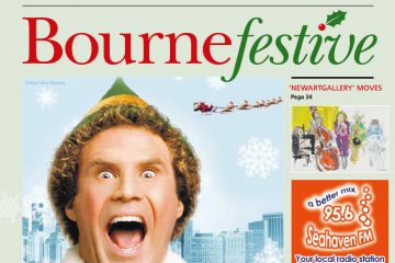 Read the December issue of Bournefree here